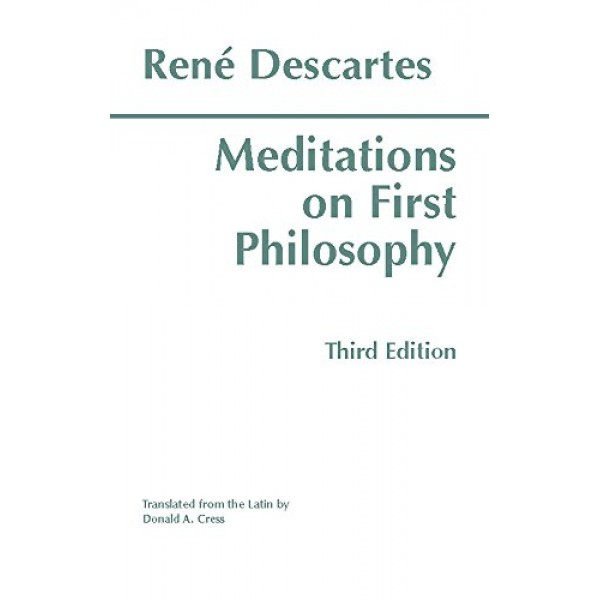 an introduction to descartes views on existence To fully appreciate descartes' views on the self, however, an understanding of his thoughts on dualism - another topic he adresses in themeditations- is neccessary i'll be looking at these shortly.