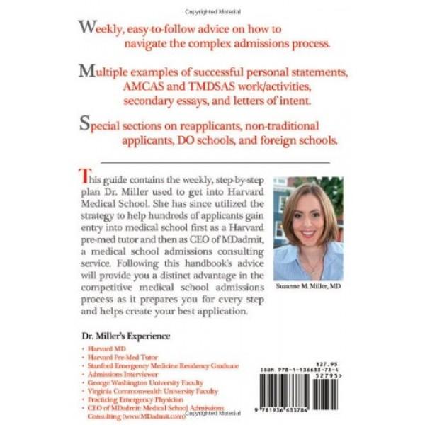 Medical school secondary essay example