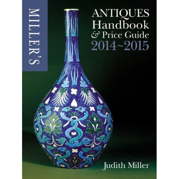 NEW Miller's Collectibles Handbook and Price Guide 2016-2017 By Judith Miller