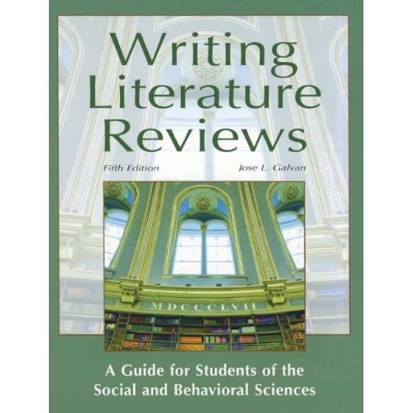 writing literature reviews 5th edition