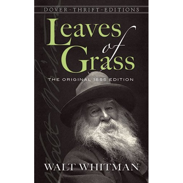 review of leaves of grass walt whitman