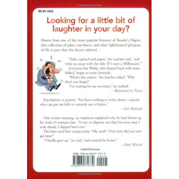 Laughter The Best Medicine A Laugh Out Loud Collection Of Our Funniest Jokes Quotes